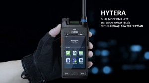 hytera lte,dmr,multi mode